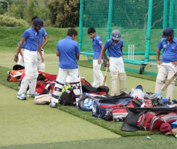 Indian Pacers International Tour